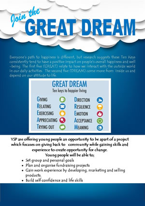 Join the Great Dream